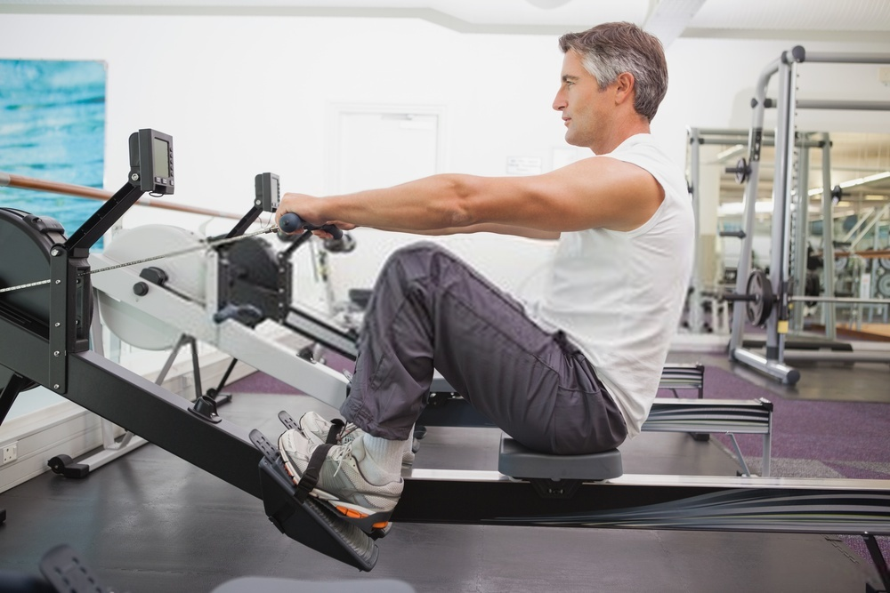 What are benefits of Rowing Machine?